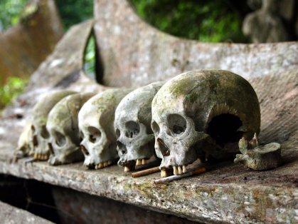Death in Tana Toraja, Sulawesi