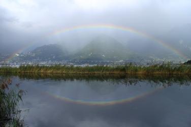 Grand Canal Rainbow