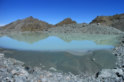 Lac du Grand Mont Calme