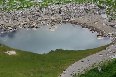 Lac de Segray