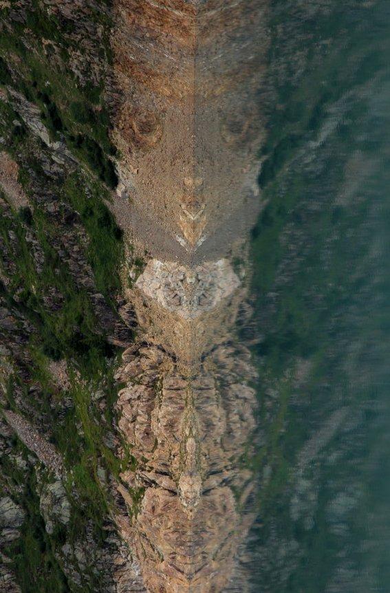 Spirits of Lake Emosson