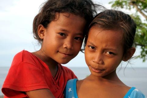 Bajau Girls
